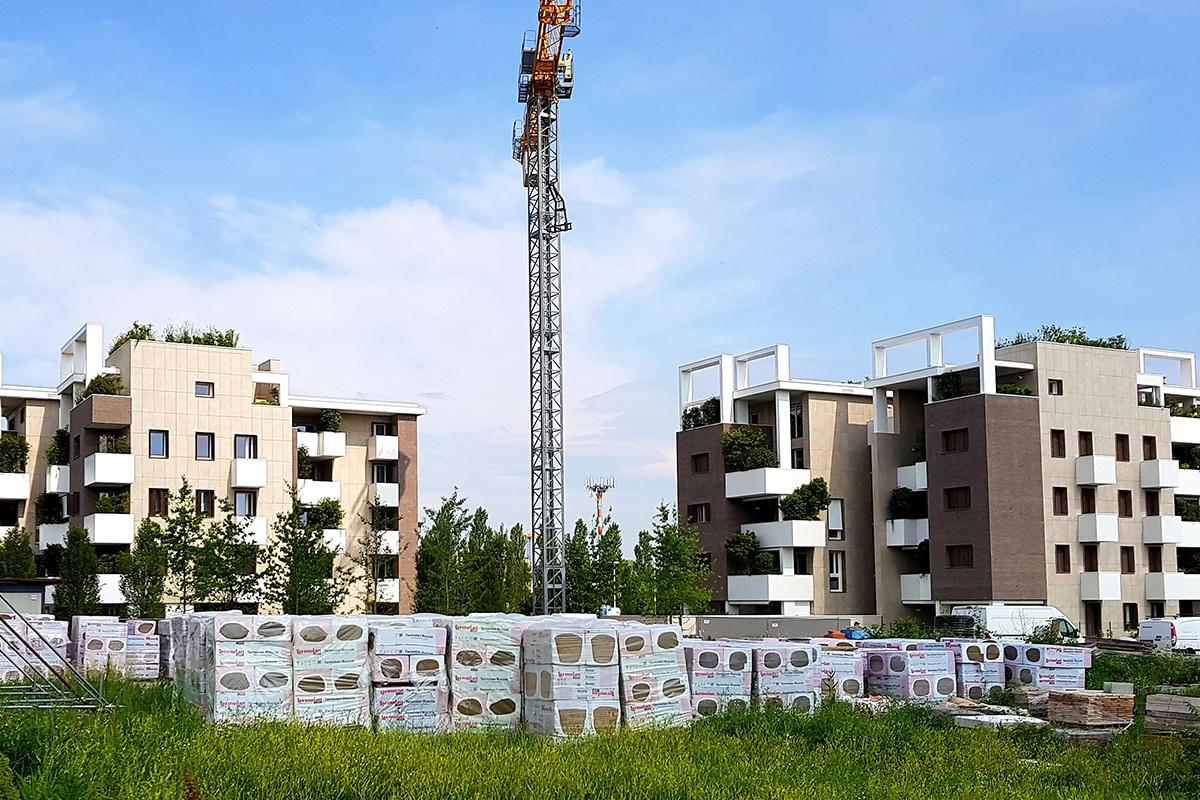 Gruppo LAPE divisione Edilizia cantiere