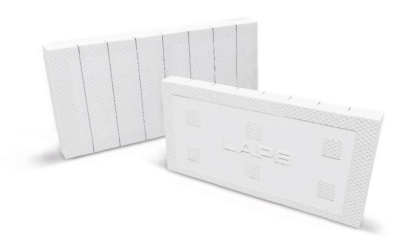 LAPE storia: lastra stampata K800
